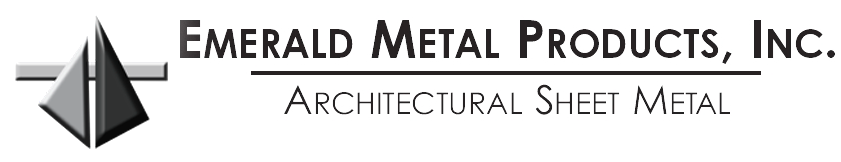 Architectural Sheet Metal | Emerald Metal Products